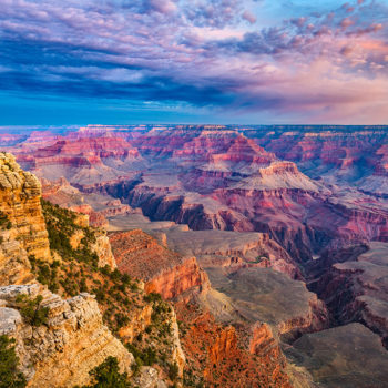Grand Canyon landscape, Arizona