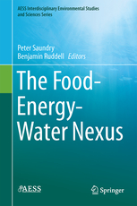 The Food-Energy-Water Nexus textbook cover image
