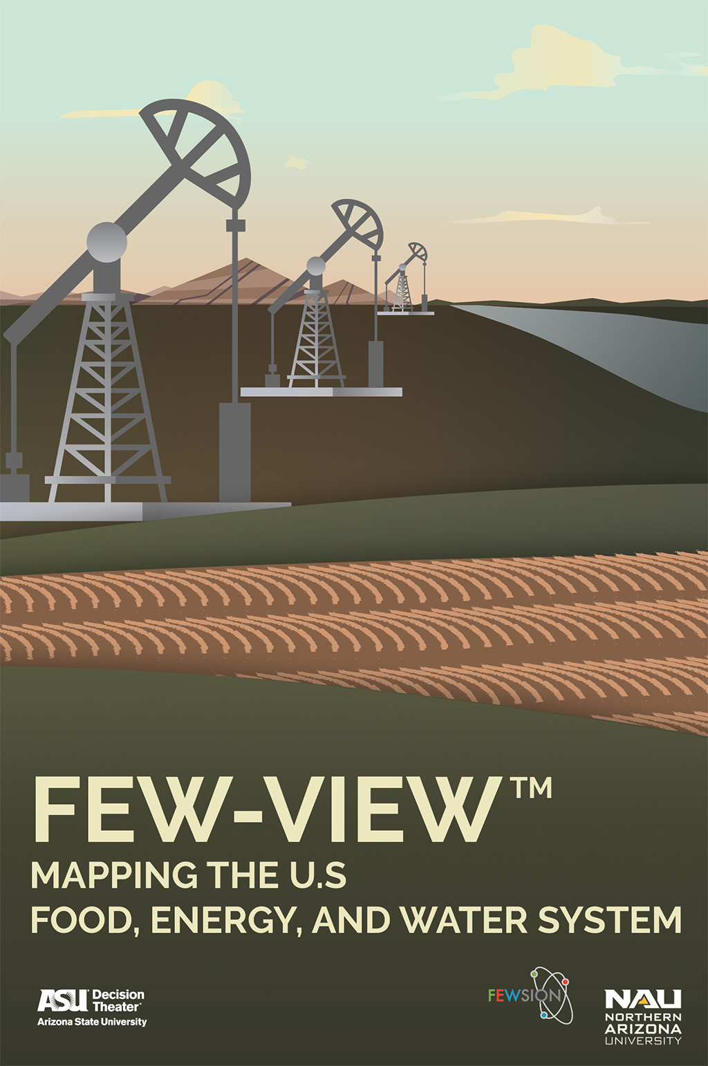 FEW-View™ Poster by Decision Theater®